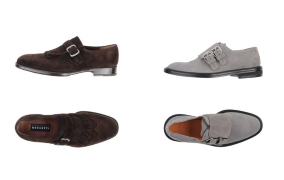 Monk Shoes, Buckle Shoes