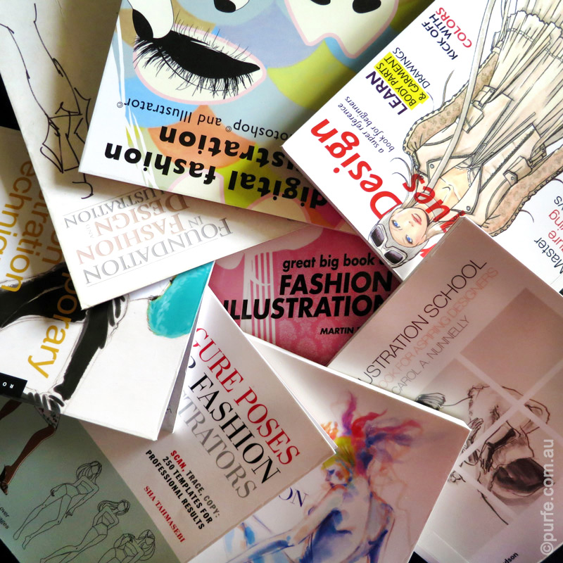 fashion design books for fashion students the best design books Best books on Fashion Illustration OpenFashionIllustrationBooks