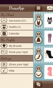 Fashion App Dressapp