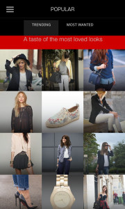 Fashion App Gleam Screenshot