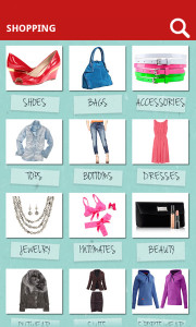 Fashion App Stylicious Screenshot